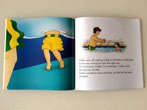 Image 5 - Neue 20 bücher/set Caillou Klassische Nordamerikanischen bildung eltern kind lesen bild buch Englisch geschichte buch für kinder geschenk