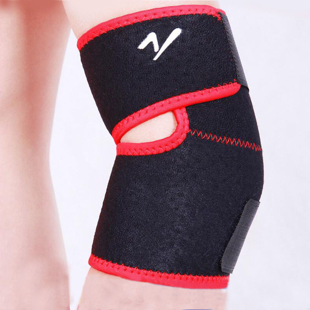 Sport Ssafety Tennis Elbow Support Bike Protector Elastic Bandage Weightlifting Elbow Pr ...