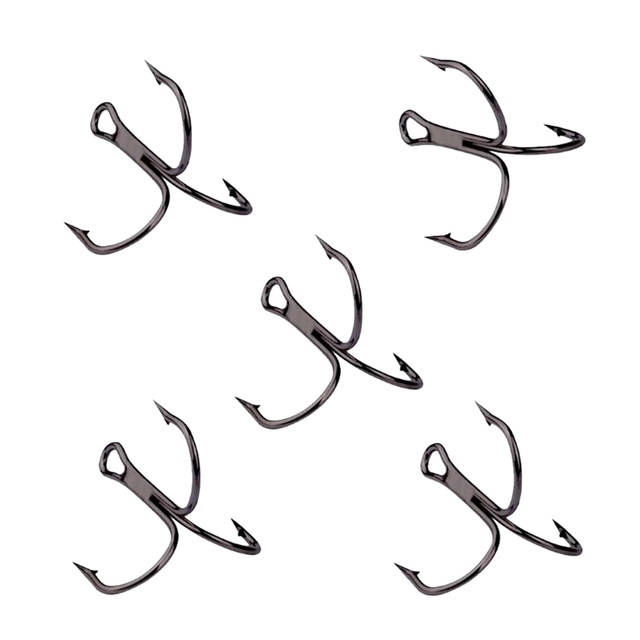 Fishing Hooks High Steel Carbon Material.