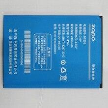 Zopo ZP998 батареи 100% оригинал замена BT55S 2400 мАч Высокое Качество Аккумулятор для Смарт-Мобильный Фононов