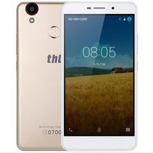 Оригинал thl t9 smartphone pro mt6737 quad core 5.5 дюймов android 6.0 сотовый Телефон 2 ГБ RAM 16 ГБ ROM 8MP 3000 мАч 4 Г LTE Мобильный Телефон