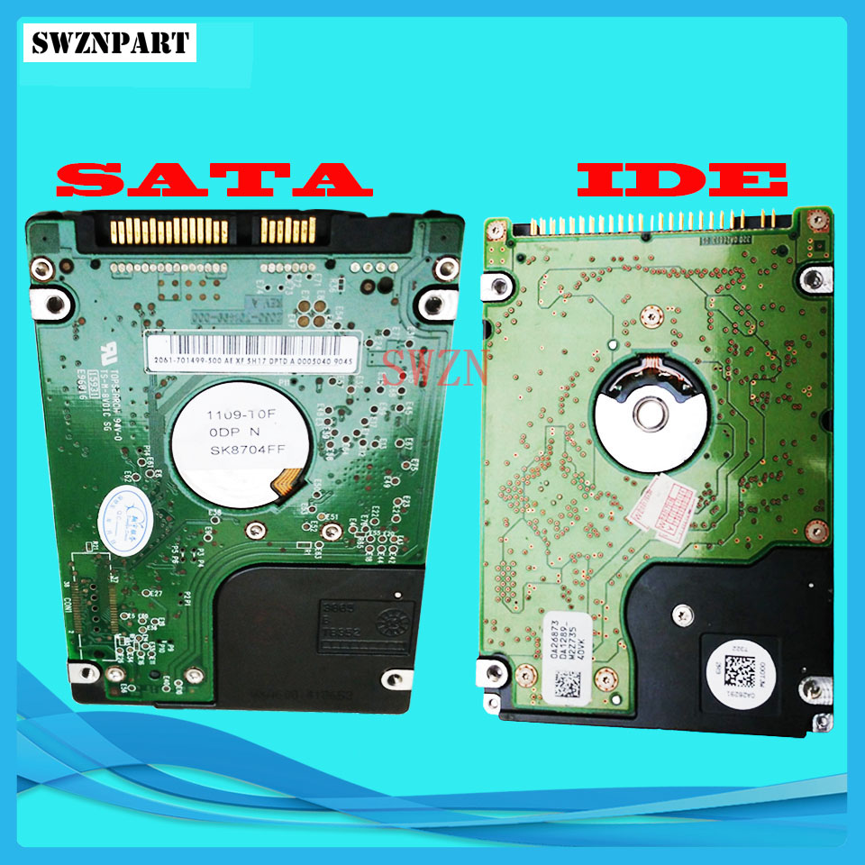Hard drive HDD Formatter without For HP Z3200 Z3200PS Q6719-67010 Q6718-60047 Q6718-67020 IDE OR SATA connector hdd hp j9f42a