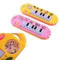Jogo de Criança Infantil Do Bebê Da Criança Educacional Developmental Piano Musical Toy Presente