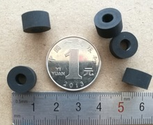 5pcs/lot Inner hole:5x12x6mm Buffer rubber ring damping rubber pad waterproof ring