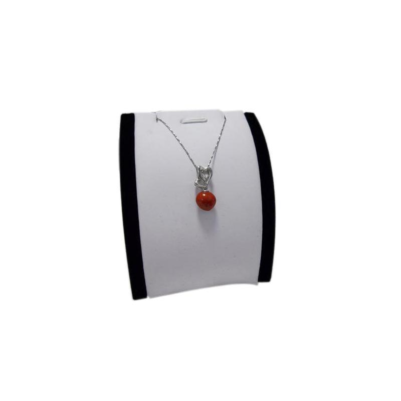 Luxury Jewelry Pendant Necklace Display Bust Showcase Jewellery