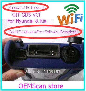 US $600 0 |2017 Original GDS VCI for hyundai trucks&car support WIFI  function& Self Test without Software GDS for Hyundai& KIA GDS scanner-in  Car