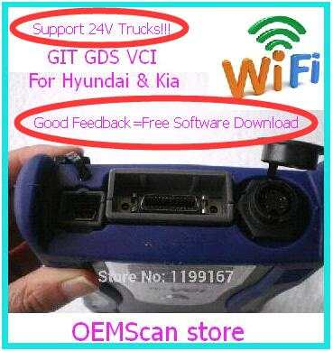 2017 Original GDS VCI for hyundai trucks&car support WIFI