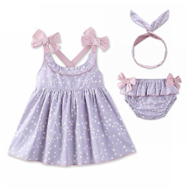 Baby Bebe Girls Sukienki dla dzieci Girls Sukienki bez rękawów - Ubrania dziecięce - Zdjęcie 3
