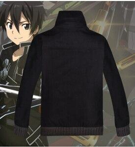 Image 2 - Chaqueta de cosplay de Kirito, nueva llegada, Sword Art Online 2