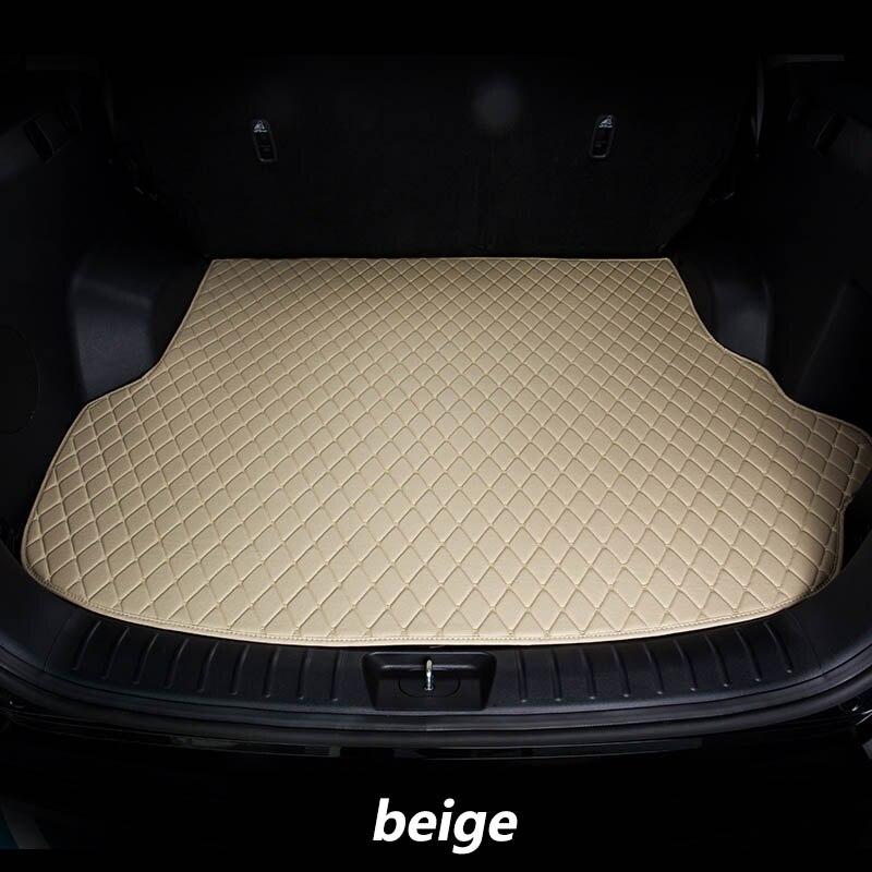 Kalaisike tapis de coffre de voiture personnalisés pour Volvo tous les modèles s60 s80 xc90 s90 c30 xc60 s40 v40 v60 xc-classi v90 xc70 style auto - 4