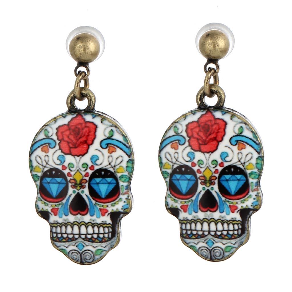 Aliexpress.com : Buy Punk Style Earrings Fashion Jewelry ...