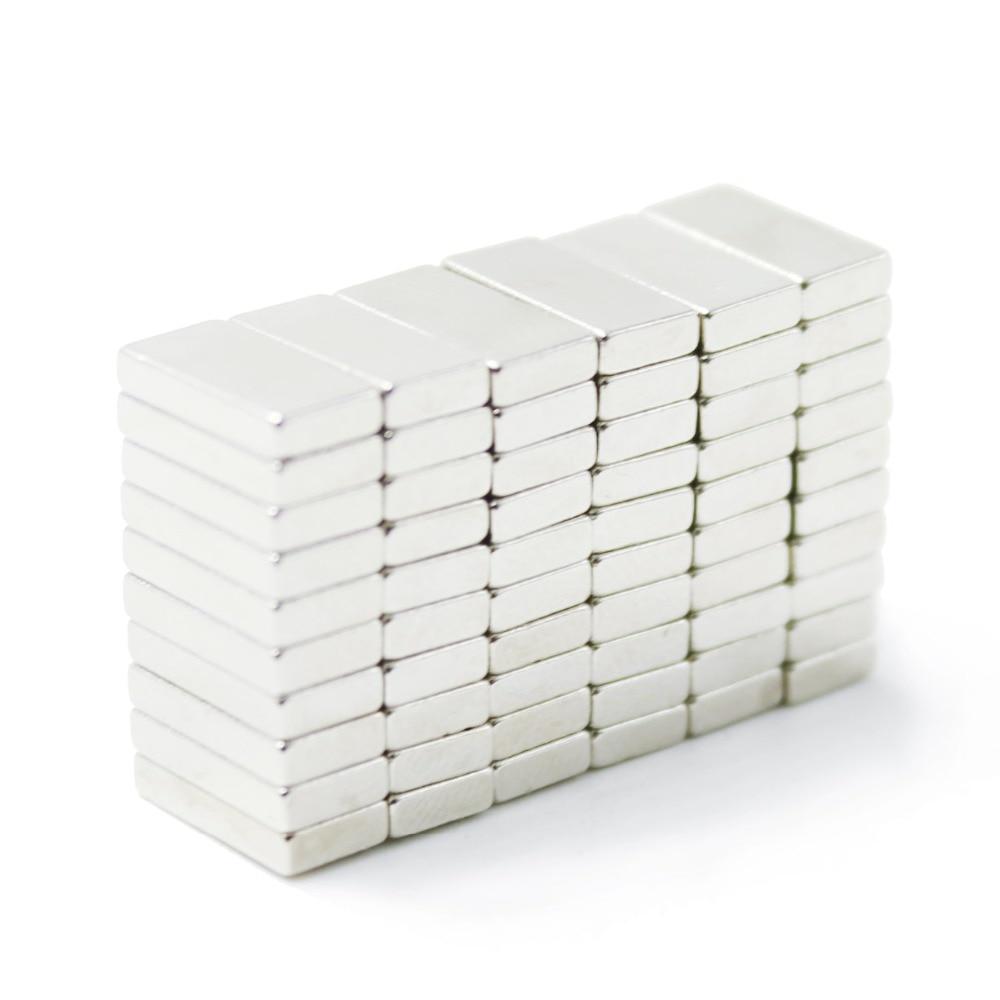 Magnetische Materialien Clever 50 Stücke F10x5x2mm Super Leistungsstarke Starke Seltene Erde-block Ndfeb Magnet Neodym N35 Magneten F10 5*2mm Freies Verschiffen Bereitstellung Von Annehmlichkeiten FüR Die Menschen; Das Leben FüR Die BevöLkerung Einfacher Machen