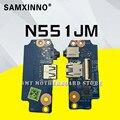Audio USB Interface IO Board Board For ASUS N551J N551JK N551JM N551JB N551JQ N551JX N551JW G551J G551JK G551JM G551JX G551JW