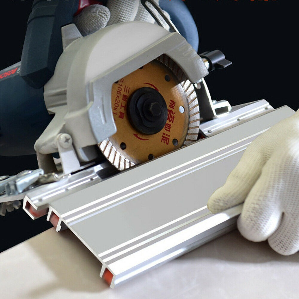 Aluminum Tile 45 Degree Marble Chamfering Machine Angle Cutting Helper Guide Chamfering Machine Hand Tools Degree Angle Cutting