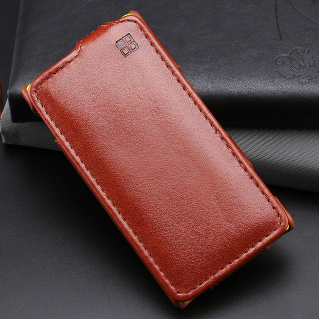 iMUCA For Sony Xperia M/M dua c2005 cases cover PU Leather Dirt-resistand Flip Cover For Sony C1905 C1904 Dual C2004 Phone Cases