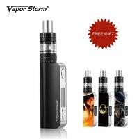 Electronic Cigarette Vape Storm V50 TC 50W Box Mod Sub Ohm Temperature Control Electronic Hookah Shisha