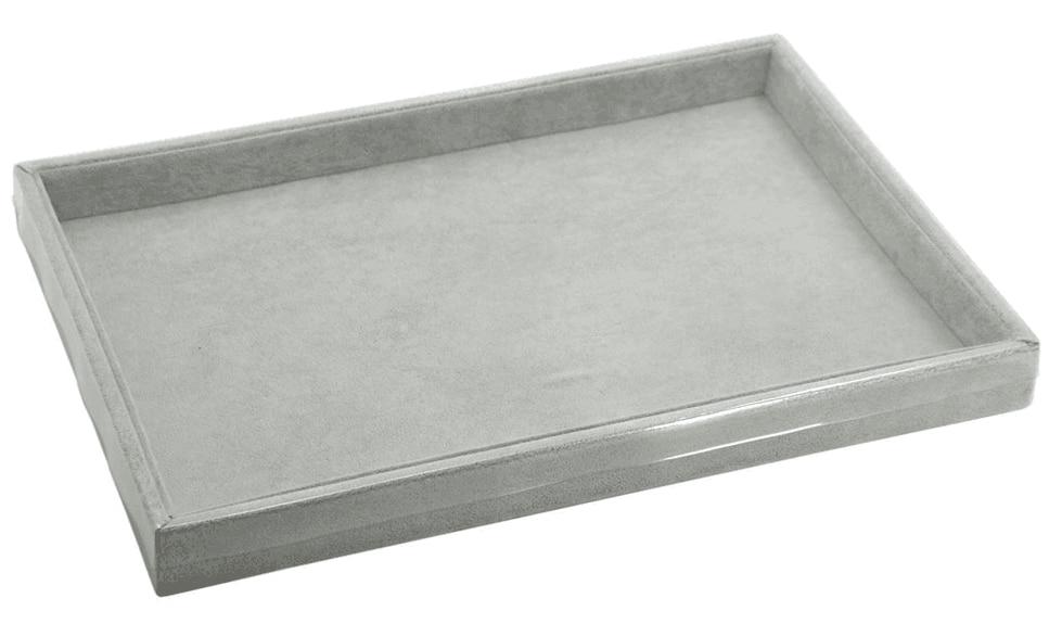 Popular velvet jewelry tray buy cheap velvet jewelry tray for Velvet jewelry organizer trays