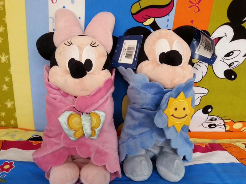 New Arrival Original Baby Mickey Mouse Minnie Mouse Cute