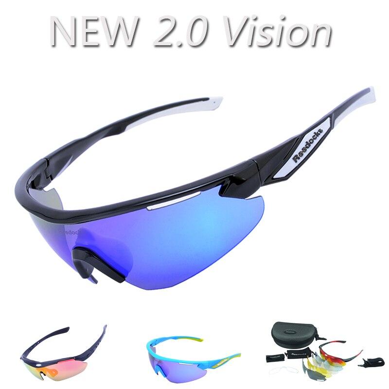 Coloré(TM) Sunglass Femme Femme Lunettes Hommes New UV400 Lentille lunettes de soleil lunettes d'équitation en plein air sport lunettes de vélo de montagne (Bleu) Sp3MMr8q