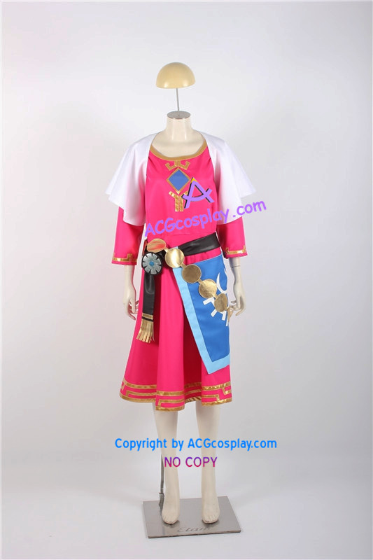 Us 108 0 Legend Of Zelda Skyward Sword Princess Zelda Cosplay Costume In Anime Costumes From Novelty Special Use On Aliexpress