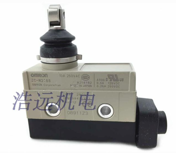 ZC-N2155 Micro Switch OMRON Limit Switch 10pcs long straight hinge lever spdt micro limit switch v 153 1c25