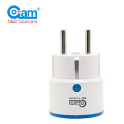 Neo coolcam z wave eu smart power plug socket home automation alarm system home compatible with.jpg 250x250