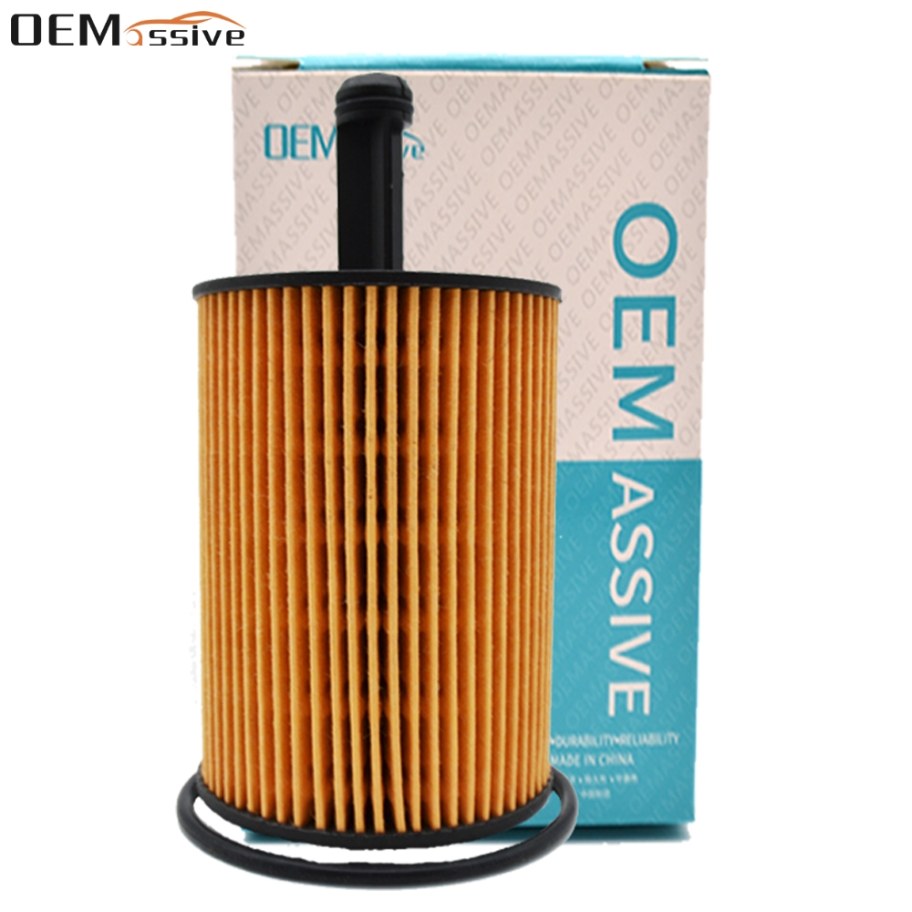 Hengst Oil Filter Engine Service Replace Part Fit BMW 3 Series E46 2001-2007