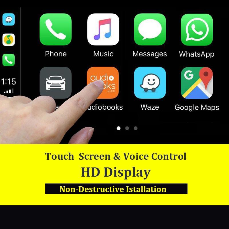 Carlinkit USB Smart Link Apple CarPlay Dongle pour Android Navigation lecteur Mini USB Carplay Stick avec Android Auto - 3