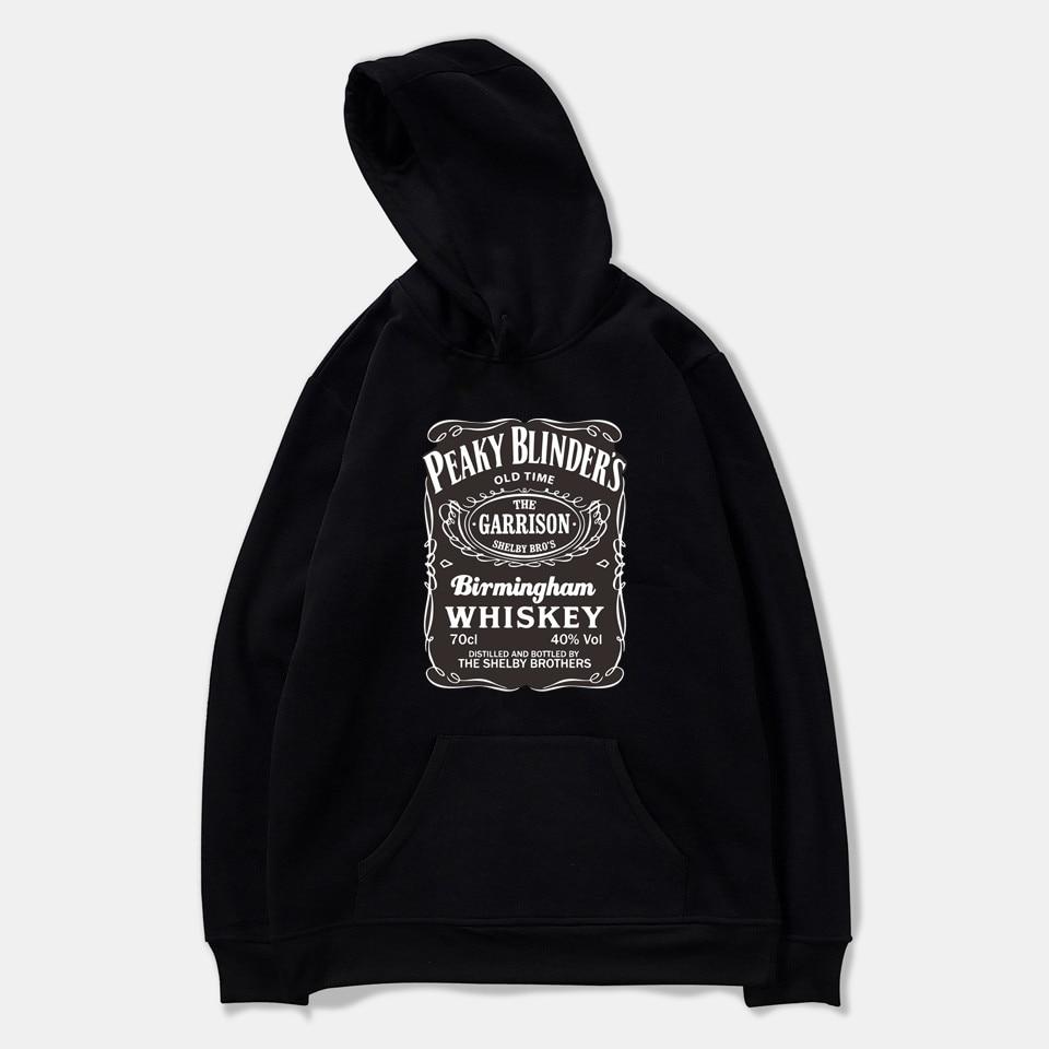 Peaky Blinders Winter Hoodies Retro Tv Show Shelby Bros Cillian Murphy Gift Fleece Hoodie Sweatshirt Men/women Casual Tracksuit