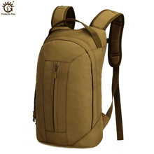 цены 25L Military Tactics Molle Backpack 1000D Nylon Army Backpack Rucksack for Hike Trek Camouflage Travel Backpacks