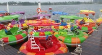 Water Sports Interesting Amusement Rides Direct Supplier Adult Bumper Boat For Sale