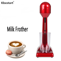 미국 eu 플러그 반자동 커피 핸드 블렌더 음식 mixeur multifonction 우유 frother 믹서 주방 기계 frustino per il latte