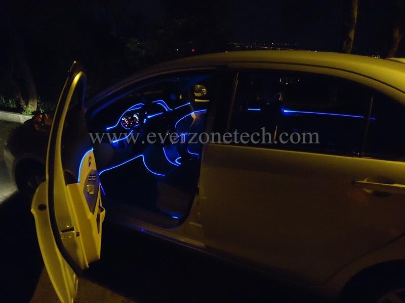 fibra óptica led cabo de luz para