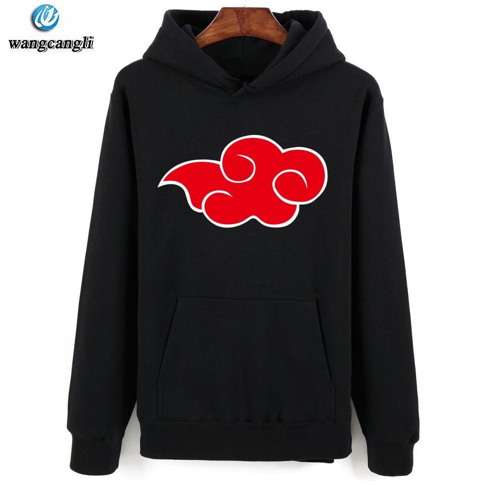 Naruto Anime winter spring jacket men 2018 new fashion Naruto brand clothing sweatshirt hoodies women/men 4xl pullover hoodie