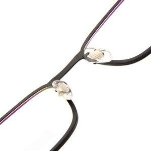 Image 5 - نظارة إطار معدنية ذات حافة كاملة من Gmei طراز LF2016 نظارات للنساء والرجال نظارات