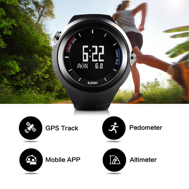 Smart Fitness Calories Counter Digital Watches