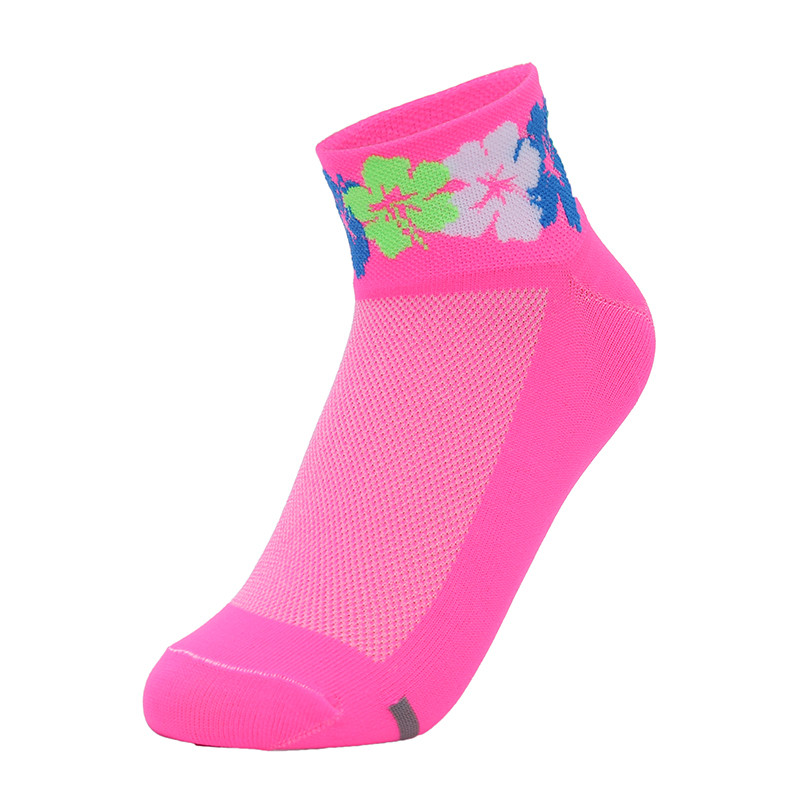 Professional New Women Cycling Socks High Elasticity Soft Sports Socks Deodorization Breathable For compression socks