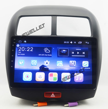 10,1 «quad core Android 6,0 автомобиля gps радио навигации для Mitsubishi ASX с 4 г/Wi-Fi DVR OBD зеркало Ссылка 1080 P