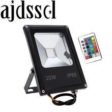 Светодиодные прожекторы 10 Вт 20 30 50 Пассивный ИК датчик движения