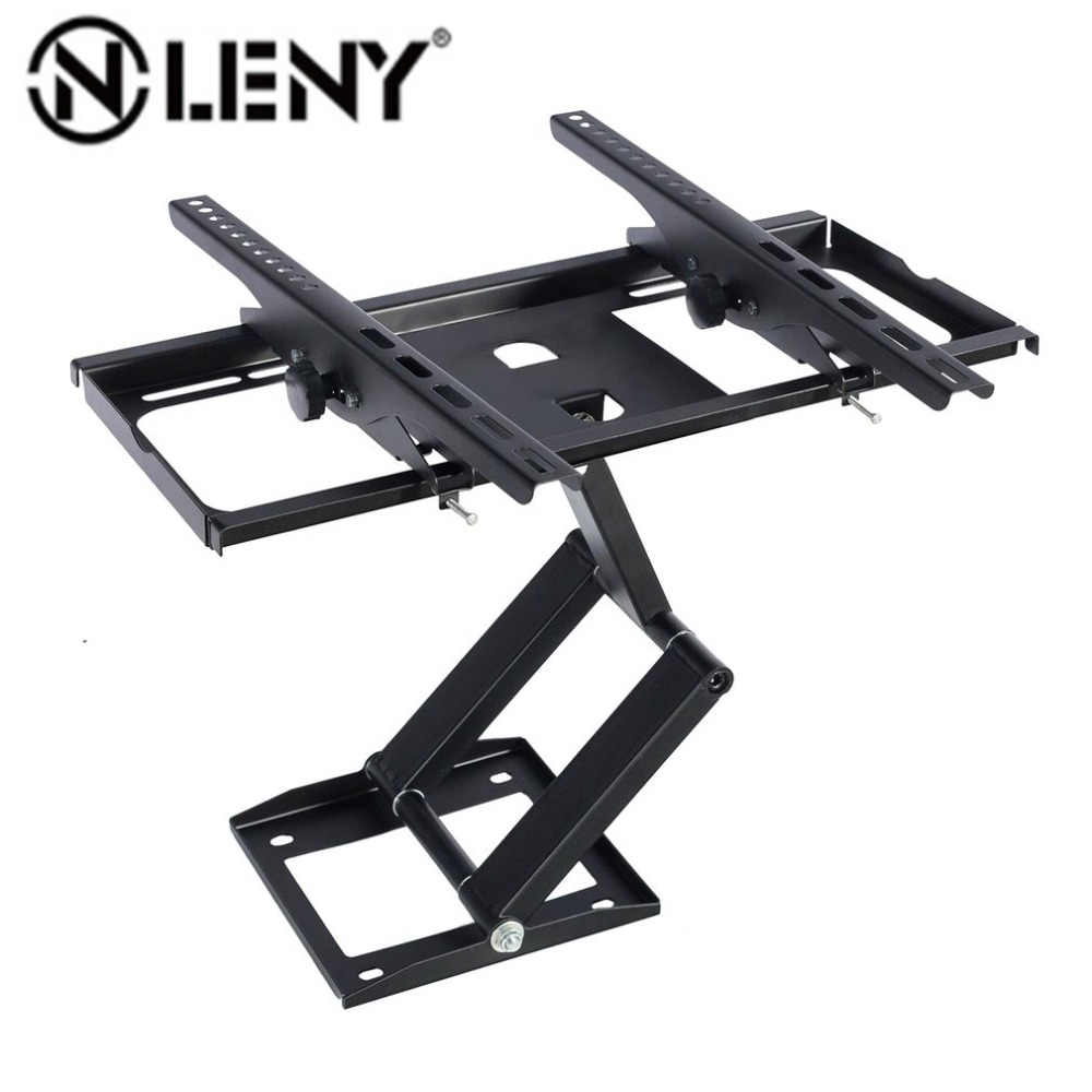 Onleny Universal TV Wall Mount Bracket 45KG Load Fixed Flat Panel TV Stand Holder Frame for 26 55 Inch TV HDTV LCD LED Monitor