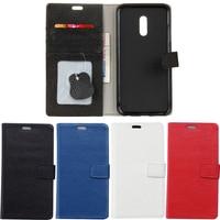 Uftemr Case For Xiaomi Redmi Note 4X Cases Magnetic Genuine Leather Flip Wallet Cover Case Mobile