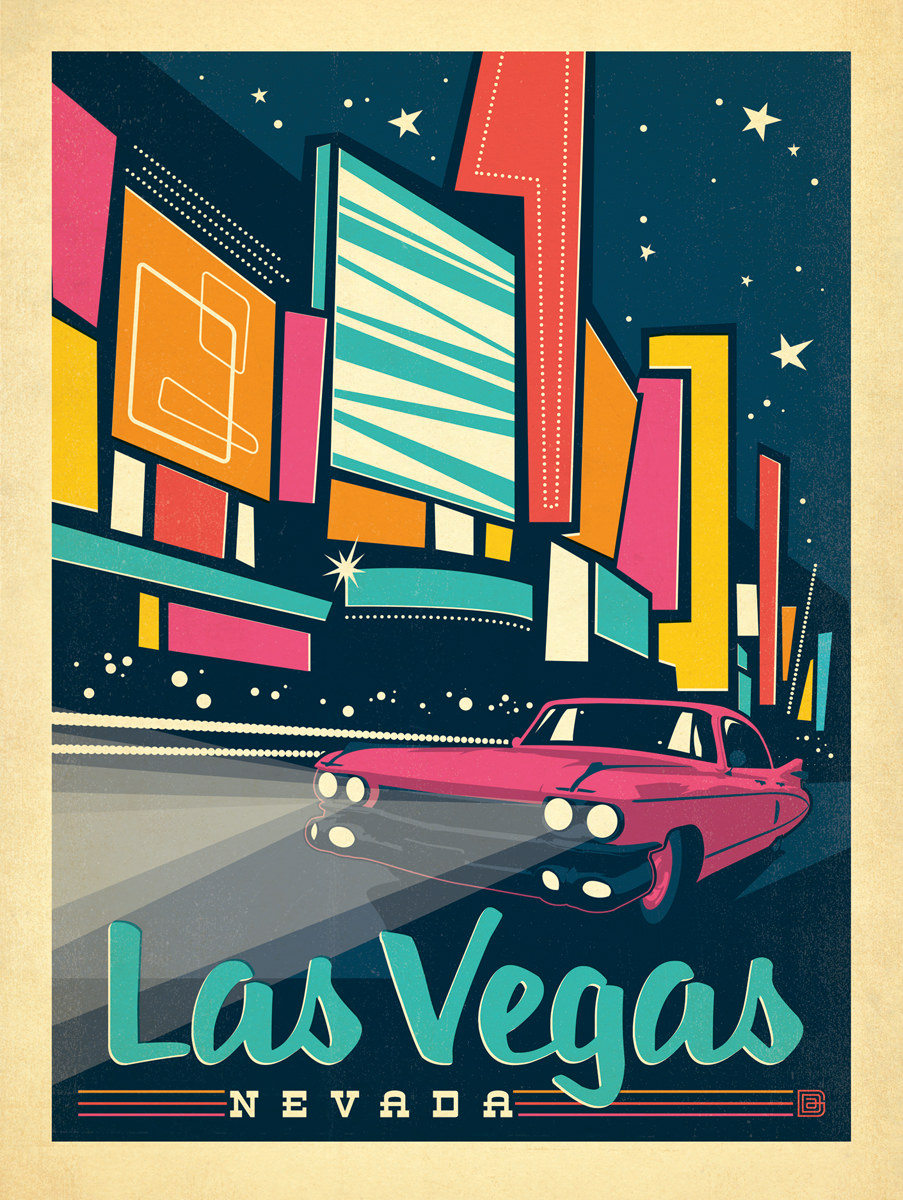 Poster do filme Vegas