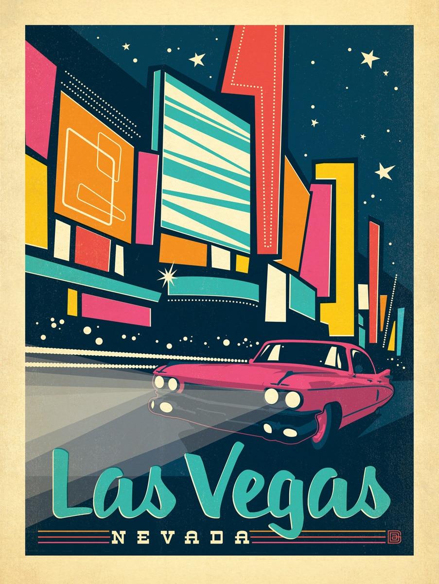 Poster do filme Vegas