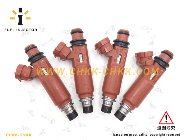 fuel injector nozzle for mazda 323 demio 195500 3020 b31r 13 250