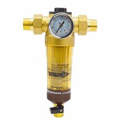 1/2 дюйма 3/4 дюйма 1 дюйма медный фильтр для воды, домашний фильтр для воды, трубы, центральный очиститель воды, очистка от накипи