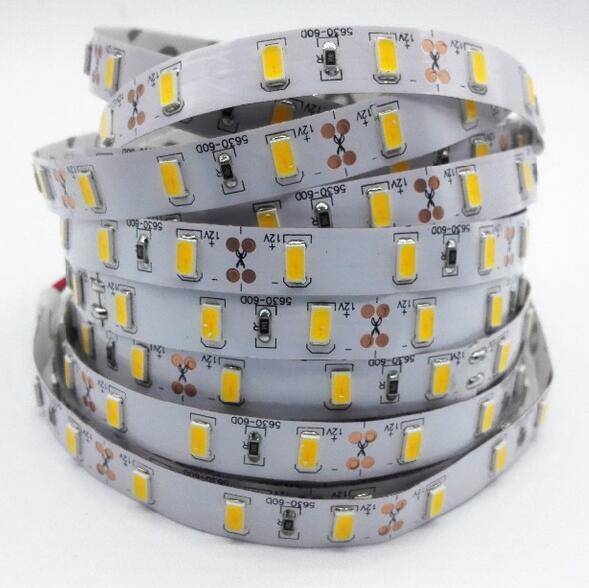 LED zolaqlı işıq 5630 DC12V 5M 300led çevik 5730 bar yüngül - LED işıqlandırma - Fotoqrafiya 1