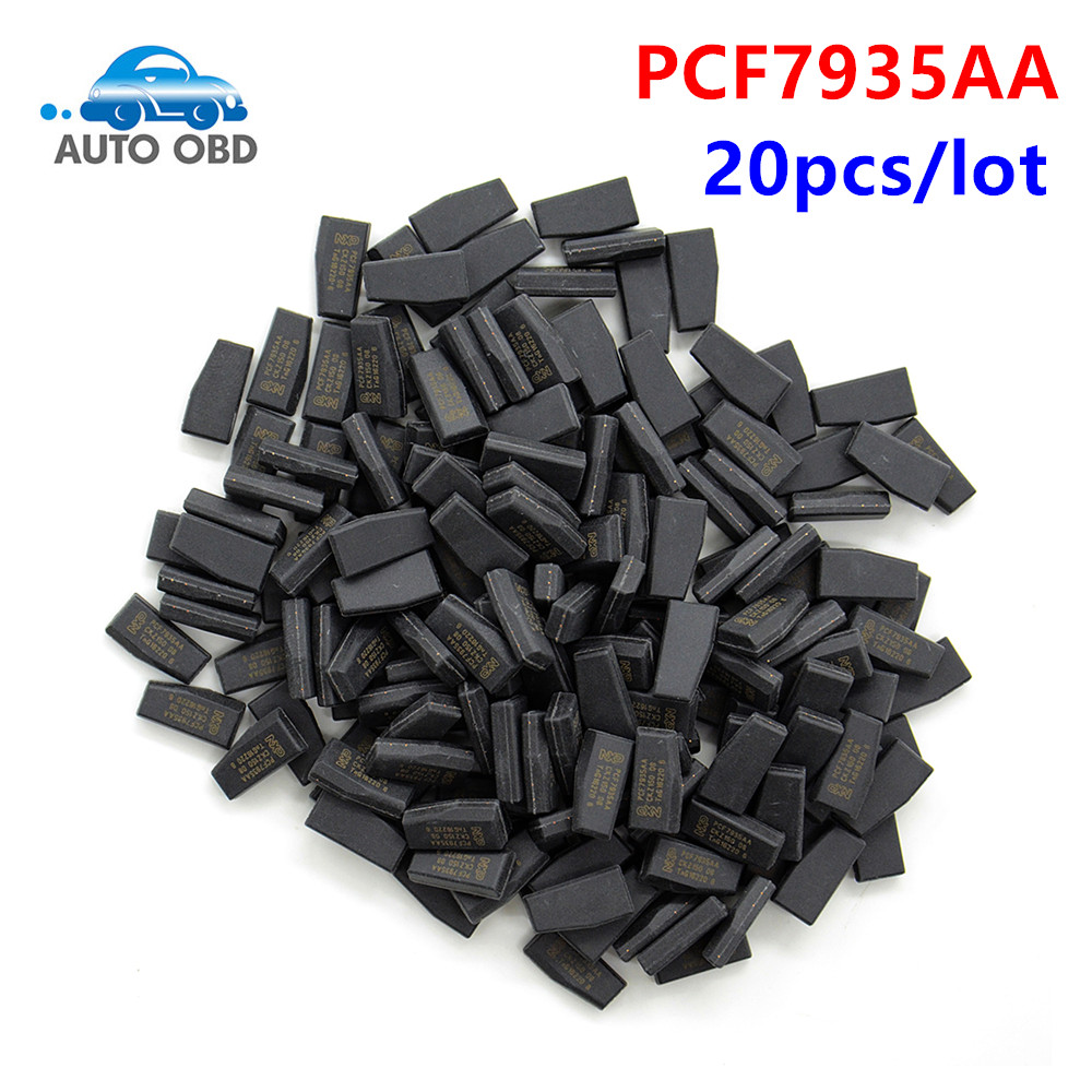 A quality PCF7935AS PCF7935AA Transponder chip PCF 7935 as pcf7935 carbon free shipping 20pcs lot