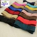 15 colores 1 par encanto arco clip de zapato puntera tela accesorios N587
