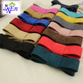 15 colors 1 pair charm bow  shoe clip toe cap  fabric accessories N587
