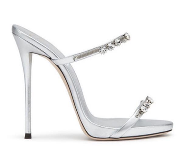 Mode Mariage De Diamant Noir Sexy Chaussure Cheville Chaussures Spartiates rose La À Bride Habillées Soirée argent Femmes 2019 Boucles Strass Sandales dSUqWnIIT